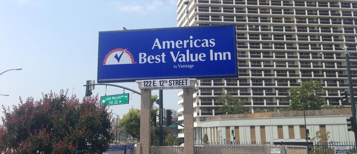 WELCOME TO AMERICAS BEST VALUE INN OAKLAND, CA
