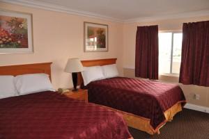 Americas Best Value Inn Oakland Lake Merritt - 2 Double Bed Room