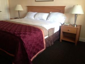 Americas Best Value Inn Oakland Lake Merritt - 1 King Bed Non-Smoking