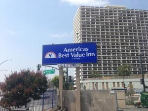 Americas Best Value Inn Oakland Lake Merritt - Americas Best Value Inn Oakland Lake Merritt